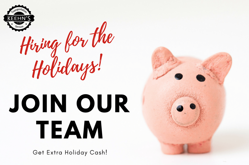 holiday employment opportunities