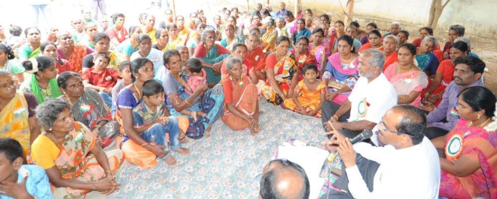 இராமநாதபுரம்மாவட்டத்தில் 11 ஊராட்சி ஒன்றியங்களில் கிராமசபை கூட்டம்..