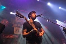 Delorentos performs at Vicar Street as part of Jameson St Patric