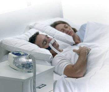 Een CPAP apparaat