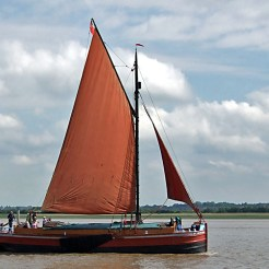 """Sloop """"Amy Howson"""""""