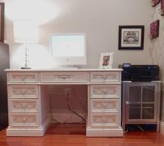 Desk Finished