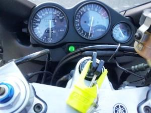 Yamaha Thundercat 20000 km