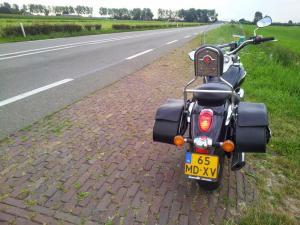 Kawasaki_VN900_back