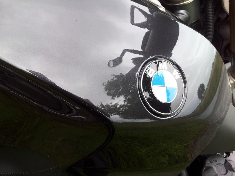 Тест-драйв BMW R1200R. Часть вторая