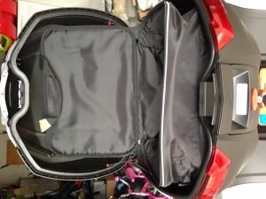 установка givi v47 на bmw r1200rt сумка