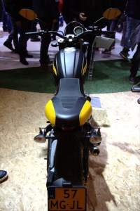 Выставка Motorbeurs 2016 - Ducati Scrambler