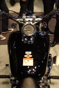 Выставка Motorbeurs 2016  -  Honda Shadow 750