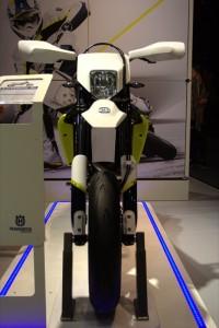 Выставка Motorbeurs 2016  -  Husqvarna 701 Supermoto