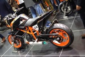 Выставка Motorbeurs 2016  -  KTM Racing