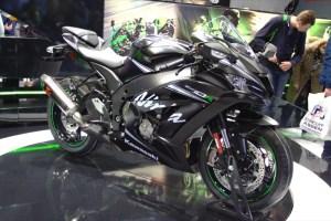 Выставка Motorbeurs 2016  -  Kawasaki ZX-10R