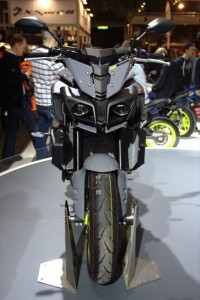 Выставка Motorbeurs 2016  -  Yamaha MT-10