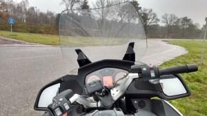 BMW R1200RT ветровое стекло
