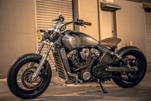the outlaw indian scout
