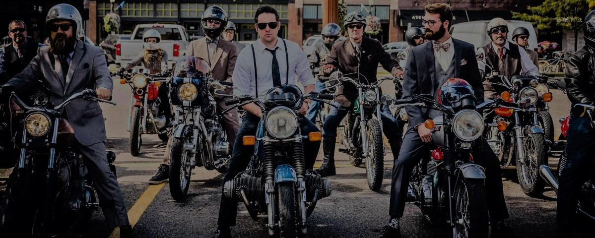 Даты Distinguished Gentleman's Ride 2017