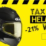 Скидки на шлемы в MotoZoom