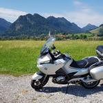 """На родину BMW и обратно. Баварская """"Альпийская дорога"""""""