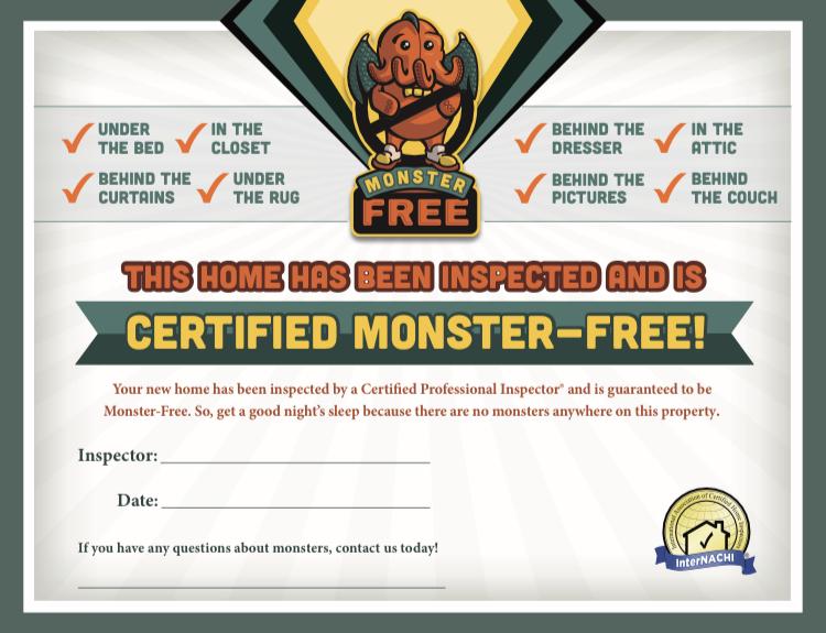 Monster-inspection