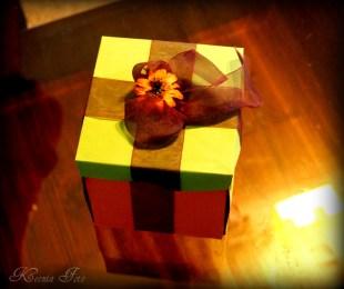 Album - pudełko