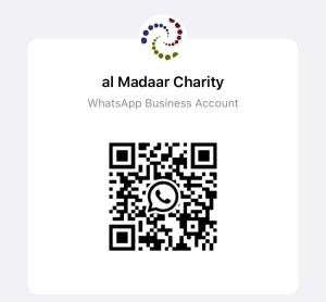 Almadaar charity whatsapp