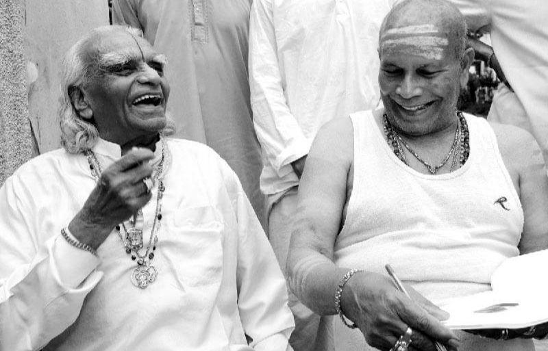 Pattabhi Jois & Iyengar