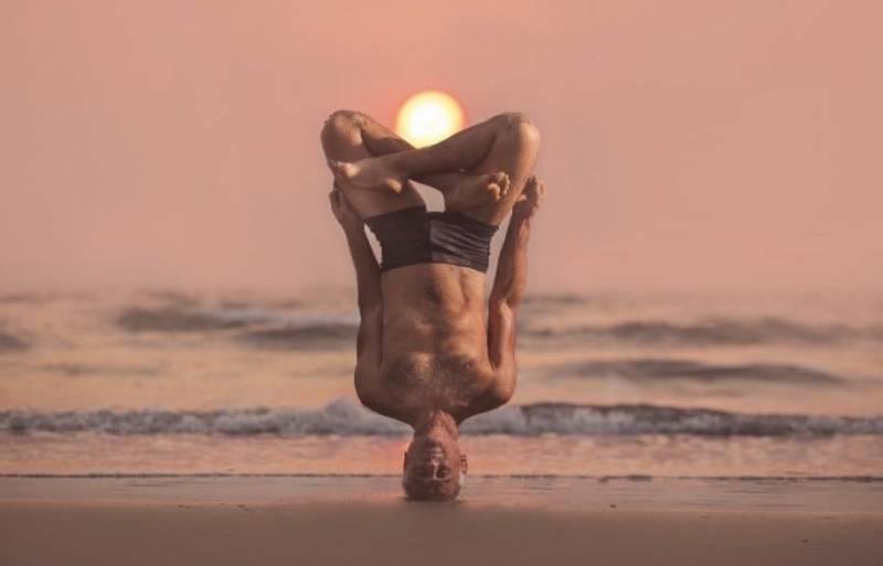 Keen on Yoga Podcast Simon Borg-Olivier
