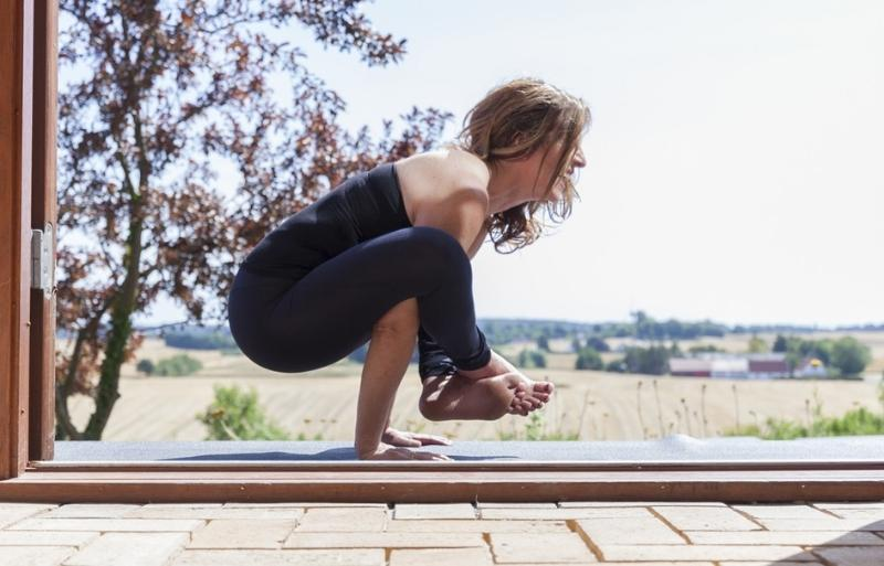 Keen on Yoga Podcast Lucy Crawford Scott