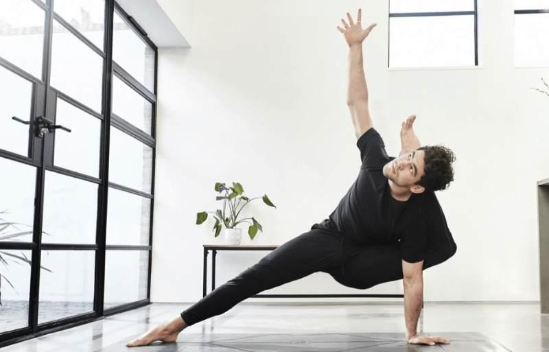 Keen on Yoga Podcast Adam Husler