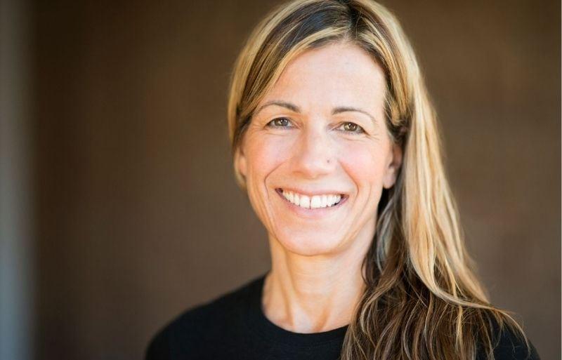 Yoga podcast Peg Mulqueen