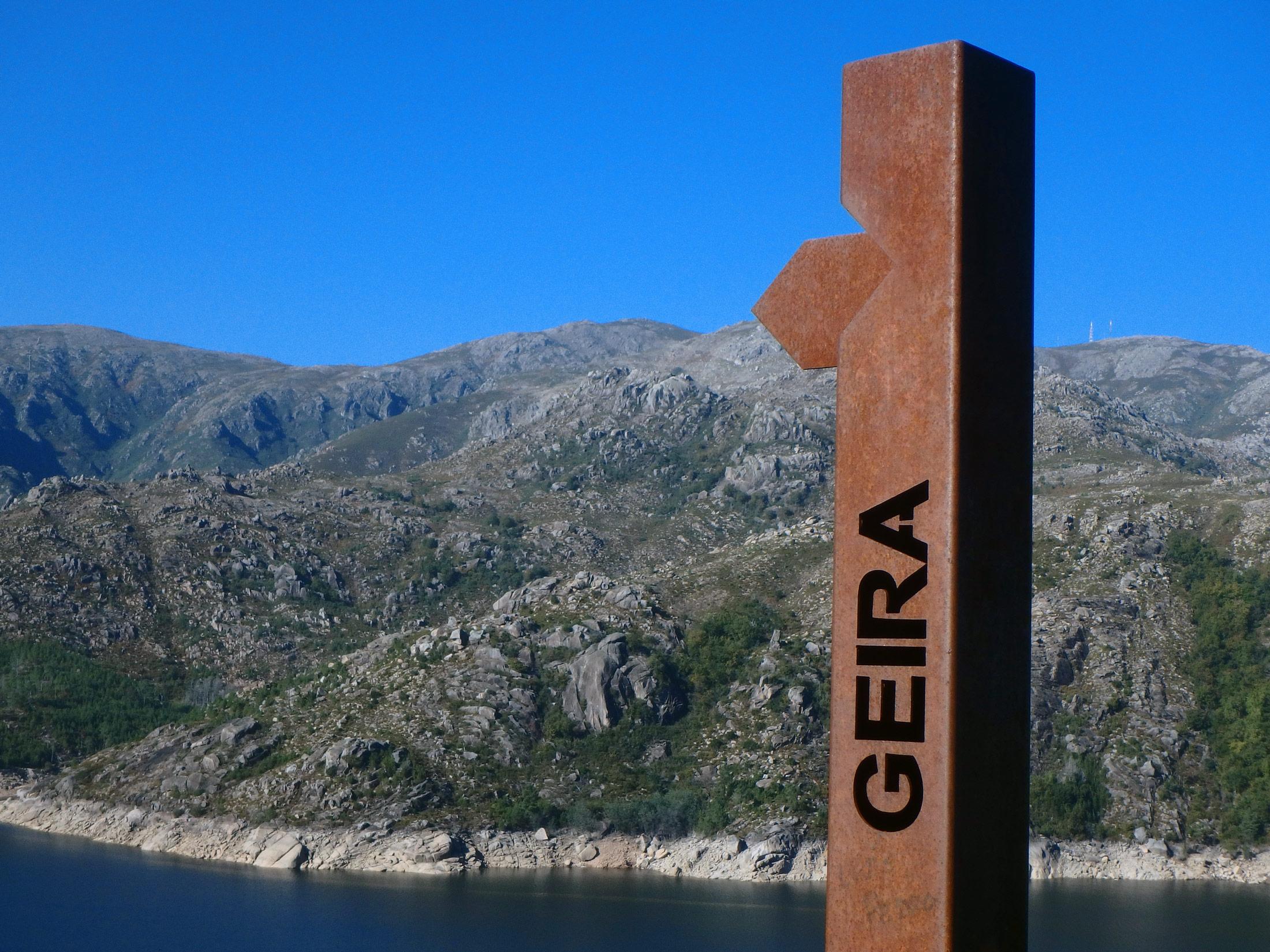 Camiño de Santiago across Gerês Hiking