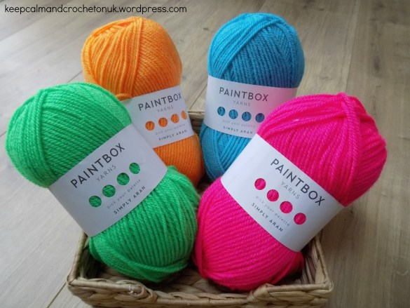 Paintbox Yarn | Keep Calm and Crochet On U K