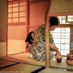 Japanese Tea Ceremony at Gyokuro No Sato Teahouse