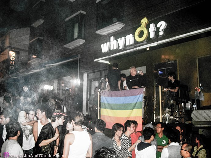itaewon gay bar