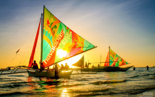 Boracay Sunset (Philippines)