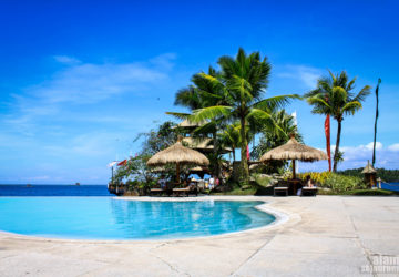 Pearl Farm Beach Resort in Davao City, Samal Island, Philippines.