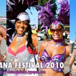 Ladies of Caribana 1