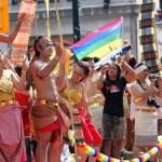 Toronto Pride Parade 2011: Thailand