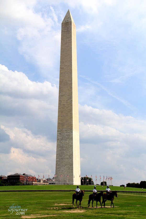 George Washington Monument in Washington, DC