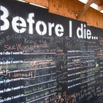 Before I Die I Want To