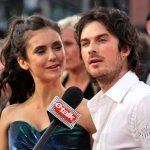 2011 MMVA Red Carpet – Nina Dobrev and Ian Somerhalder
