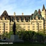 Ottawa: Fairmont Chateau Laurier