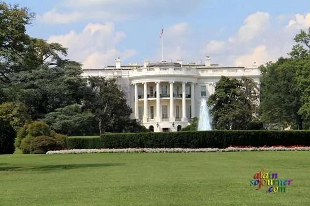 America's President Lives Here House White
