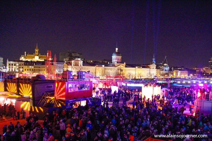 Igloofest in Montreal 3