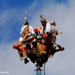 The Rituals of Voladores