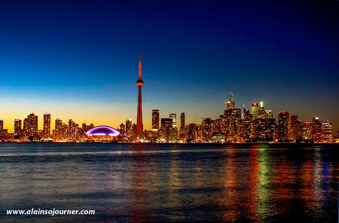 Toronto Center Island Night Things To Do in Toronto for Budget Travellers