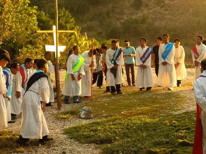 Holy Week Philipiines Apo Island 4