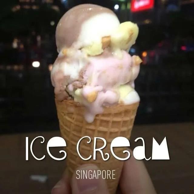 Singapore food challenge