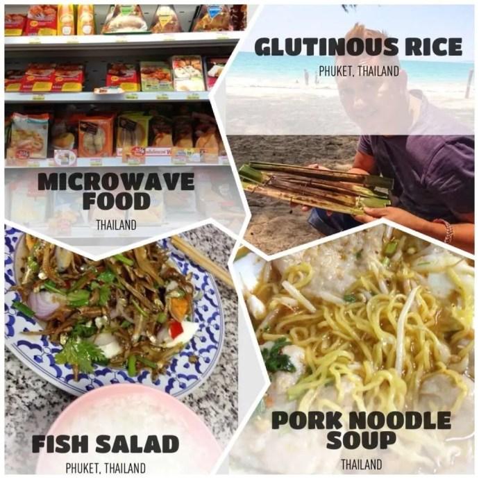 Thai Food challenge