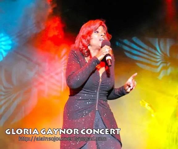 Gloria Gaynor Summer Festivals in Toronto