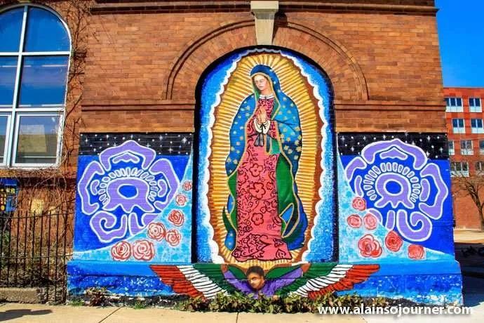 Pilsen Graffiti Chicago 13